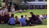 New Zealand boarding school: The campus