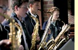 Activity at American boarding schools: Music